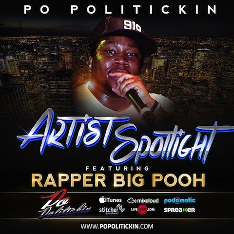 Artist Spotlight – Rapper Big Pooh