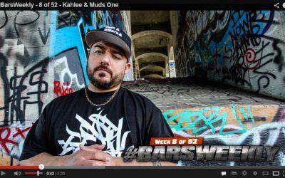Video: Kahlee & Muds – #BarsWeekly 8 of 52