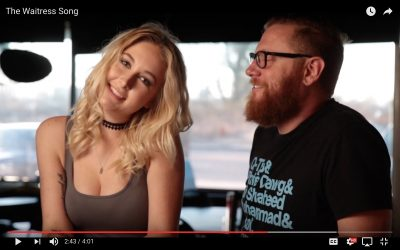Video – Royal Ruckus – The Waitress Song