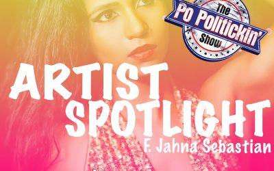 Artist Spotlight – Jahna Sebastian (London, England)